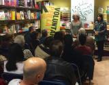 Mariona Masferrer a la presentació de les parelles del VxL a la Bisbal