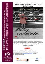 Visita guiada BCN de la ruta del llibre Desig de Xocolata