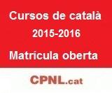 Ja es poden fer les inscripcions als cursos de català 2015-2016 a les Terres de l'Ebre