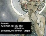 CaixaForum Tarragona ofereix visites comentades a l'exposició d'Alphonse Mucha i l''art nouveau'