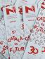 L'alumnat i el  voluntariat lingüístic de l'Ebre celebra Sant Jordi