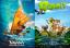 Els films d'animació 'Vaiana' i 'Ribbit, una petita granota amb un gran dilema' s'estrenen en català