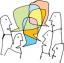 Grup de conversa a Sant Feliu de Llobregat