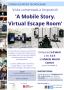 Visita a l'exposició: 'A Mobile Story. Virtual Escape Room'