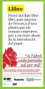 A l'abril, paraules mil a la Garriga