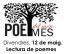 Poemes del món a Vilassar de Mar