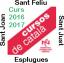 Continua oberta la inscripció als cursos de català de Sant Feliu