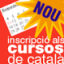 Inscripció als cursos de català de gener de 2016