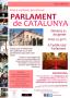 Visita al Parlament de Catalunya