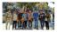 Els alumnes de Trinijove fan una ruta per conèixer els edificis modernistes de Barcelona
