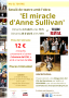 Sessió de teatre amb l'obra 'El miracle d'Anne Sullivan'