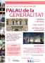 Visita al Palau de la Generalitat