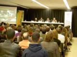 Presentacions de la campanya Voluntariat per la llengua a Rubí i Terrassa