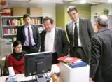 El president del Consorci visita la seu del CNL de les Terres de l'Ebre