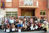 Acte de cloenda dels cursos de català a la Terra Alta