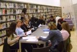 Sessió de lectura fàcil a la biblioteca de Tortosa