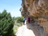 Sortida dels CCA de Terrassa al congost de Mont-rebei
