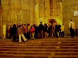 Els alumnes de Sants-Montjuïc i les Corts visiten el Poble Espanyol