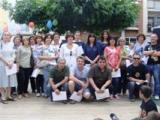 Entrega de certificats d'assistència a l'alumnat de català a Jesús