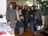 Els alumnes de bàsic 3 del Montsià visiten la biblioteca