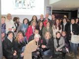 """Alumnes i parelles lingüístiques de Castellbisbal van a veure l'obra """"Un déu salvatge"""""""