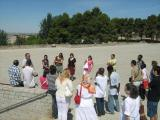 Visita a la Seu Vella de Lleida