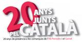 El CNL de l'Alt Penedès i el Garraf celebra 20 anys de treball per fomentar el coneixement i l'ús del català