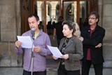 El Voluntariat participa en els actes del Dia de la Llengua a Vilanova i la Geltrú