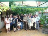 Els alumnes dels cursos de català de Martorell visiten la Catalunya del Nord