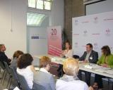 Jornada de reflexió sobre el futur del Consorci per a la Normalització Lingüística (CPNL) al Vapor Llonch, a Sabadell