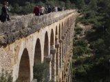 La visita a la Tarragona romana va sorprendre els qui la coneixien i els qui no