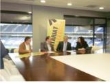 Acord entre el RCD Espanyol  i Voluntariat per la llengua