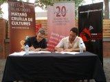 El CNL del Maresme i el Festival Cruïlla de Cultures signen un acord per difondre la música en català