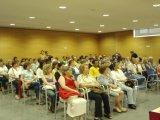 Voluntaris i aprenents de Mataró reben el reconeixement de l'Ajuntament