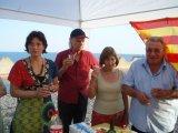 Un sopar a la terrassa del CNL del Maresme tanca les activitats d'estiu