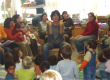 L'SLC de Sant Pere de Ribes participa en el Pla Educatiu d'Entorn de les Roquetes