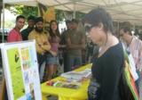 Promoció del voluntariat lingüístic a la Jornada Intercultural de la Ribera d'Ebre