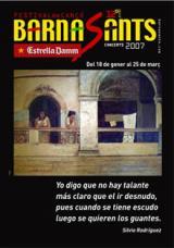 El CNL de Barcelona signa un acord amb el Festival BarnaSants