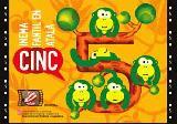 Cicle de cinema infantil en català (CINC) a Mataró