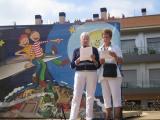 El voluntariat lingüístic participa en els actes del Correllengua de Castellar del Vallès