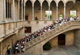 Acte de reconeixement a l'alumnat dels cursos de català de nivell bàsic