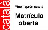 Obert el termini d'inscripció als cursos de català per a adults del tercer trimestre