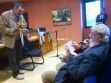 Presentació de l'opuscle 'Tastets de lletres de les Terres de l'Ebre' 2012
