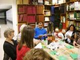 Celebració de la Castanyada al Club de Lectura Fàcil de Tortosa
