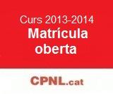 Oferta de cursos de català del segon trimestre 2013-2014 a les Terres de l'Ebre