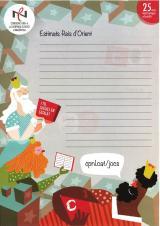 La campanya nadalenca del CNL de les Terres de l'Ebre distribueix 6.500 cartes als Reis