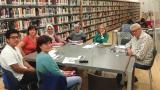 Tertúlia sobre el llibre 'De Collbató a Chamartín' al Club de Lectura Fàcil de Tortosa