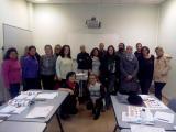 Els alumnes del Montsià es posen el llaç roig del Dia Mundial contra la Sida
