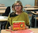 Una alumna del CNLTE guanya el concurs 'Ens veiem les cares'