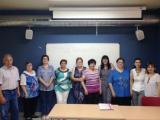 Cloenda de les sessions de llengua impartides a la Fatarella